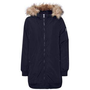 Vero Moda Dicte Fake Fur 3/4 Jacket Navy Blazer Vero Moda