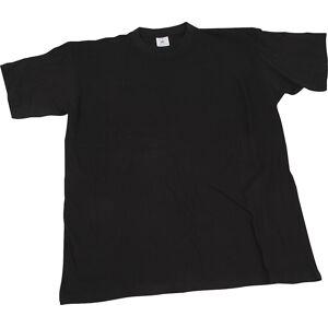 No-Name T-Shirt   Rund Hals   Str. Xl   Sort