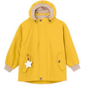 Miniature Wally jakke - Bamboo Yellow