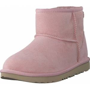 UGG Classic Mini Ii Pink Cloud, Sko, Boots, Lammeskindsstøvler, Lyserød, Unisex, 31