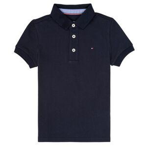 Tommy Hilfiger  KB0KB03975  Barn  Tøj  Polo-t-shirts m. korte ærmer barn