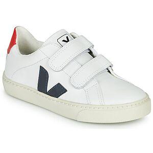 Veja  SMALL-ESPLAR-VELCRO  Barn  Dreng  Sko  Sneakers barn B 28 Hvid