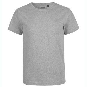 Neutral Økologisk Børne T-Shirts-Grå-128/134 128/134