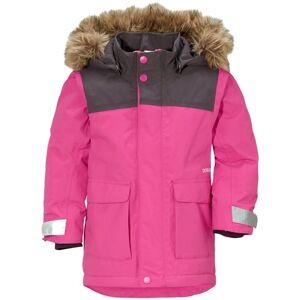 Didriksons Kure Kids Parka 2 Pink Pink 140