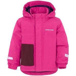 Didriksons Lovis Kids Jacket Pink Pink 90