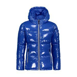 CMP Girl's Jacket Fix Hood Shiny Blå Blå 116
