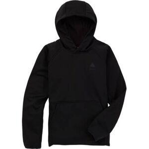 Burton Crown Weatherproof Børne Pullover Fleece (True Black Heather)