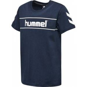 Hummel Hmljaki T-Shirt Til Børn Marine