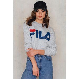 FILA Classic Logo Sweatshirt - Grey