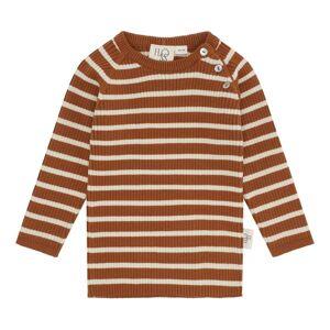 Flöss Sweater Flye - Honey Stripe