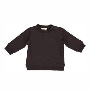 GRO Black Brown Baby Sweatshirt