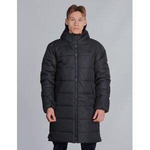 Hummel, SILO COAT, Musta, Takit / Fleecet / Liivit till Pojat, 164 cm