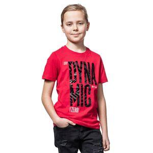 Luke T-Shirt Red Jack & Jones Junior