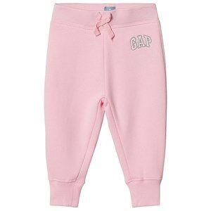 GAP Logo Pants Old School Pink 4 Years