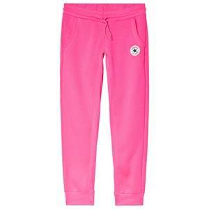 Converse Pink Chuck Taylor Logo Sweatpants 2-3 years