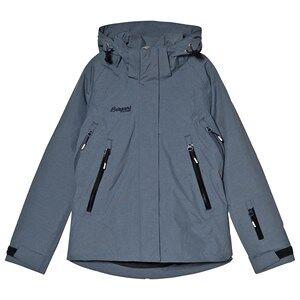 Bergans Navy Ervik Insulated Youth Ski Jacket Ski jackets