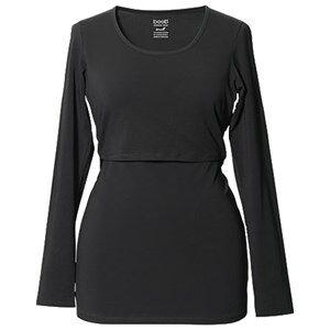 Boob Classic Long Sleeve Top Black (32/34)