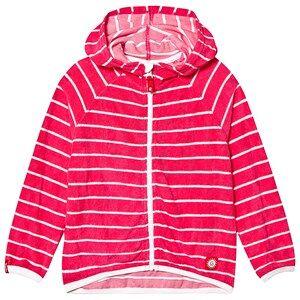 Reima Hoodie, Hafen Candy pink 122 cm (6-7 Years)