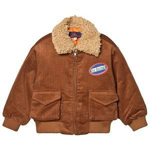 The Animals Observatory Tiger Jacket Deep Brown The Animals Winter coats