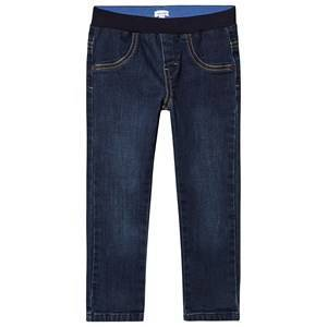 Absorba Blue Pull Up Jeans 24 months