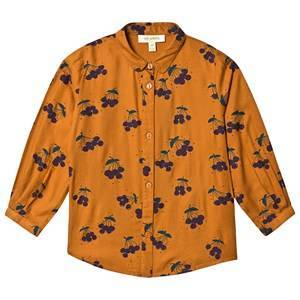 Soft Gallery Jenna Shirt Inca Gold 14 years