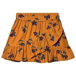 Soft Gallery Dakota Skirt Inca Gold 14 years