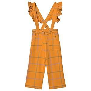 Soft Gallery Erica Overalls Inca Gold 4 years