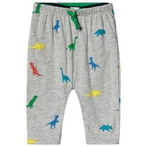 GAP Dino Pull-On Sweatpants Light Heather Grey 12-18 Months