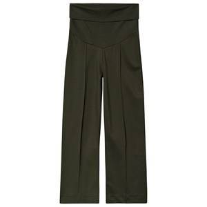 Boob Once-On-Never-Off Cropped Pants Moss Green (42/44)