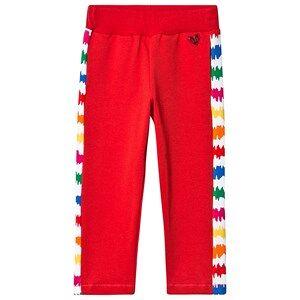 Agatha Ruiz de la Prada Doodles Sweatpants Red/Multi 2 years