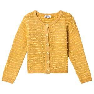 Absorba Bobble Knit Cardigan Mustard 24 months