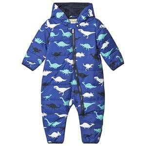 Hatley Dino Herd overall Blue 12-18 months