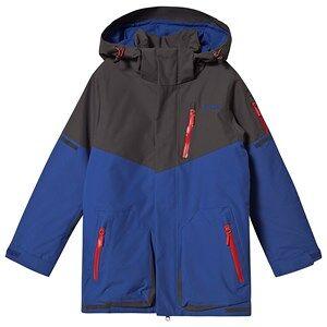 Bergans Knyken Jacket Solid Charcoal Ski jackets