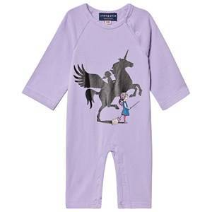 Andy & Evan Unicorn Shadow One-Piece 3-6 months