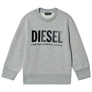 Diesel Branded Sweatshirt Grey 8 years