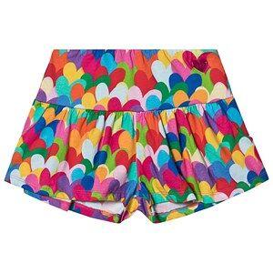 Agatha Ruiz de la Prada Heartful Colors Shorts Pink 4 years