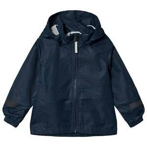 Didriksons Skatan Kids Shell Jacket Navy Shell jackets