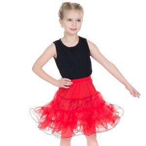 HEARTS & ROSES LONDON Lasten Petticoat, Punainen