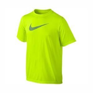 Nike Legend SS Top Boy Yellow 140