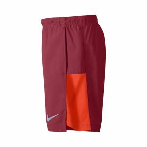 Nike Flex Ace Shorts 6'' Nadal Boy Red XS (116-126cm)