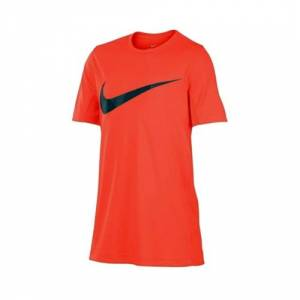 Nike Legend Dry GFX Boy Orange 140