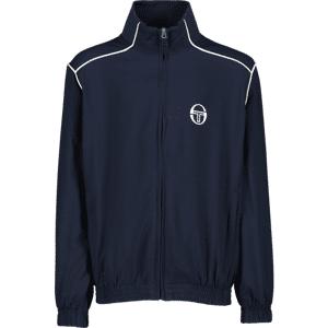 Sergio Tacchini So Tr Jacket Fz Jr Treeni NAVY/WHITE  - NAVY/WHITE - Size: 128