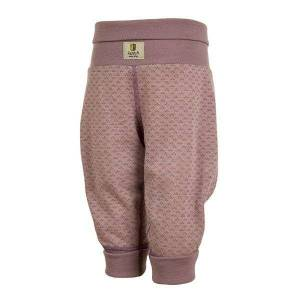 Janus Babywool  bukse - lilla