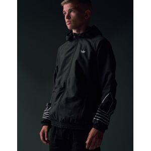 Adidas Originals , OUTLINE WB, Svart, Jakker/Fleece för Gutt, 152 cm