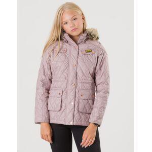 Barbour, Enduro Quilt Jacket, Rosa, Jakker/Fleece för Jente, XL XL Rosa