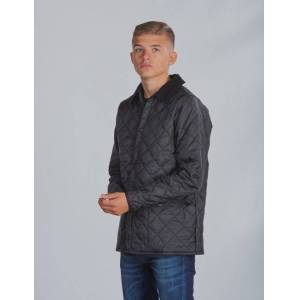 Barbour, Liddesdale, Svart, Jakker/Fleece för Gutt, XL XL Svart