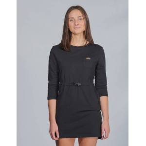 Barbour, Island Dress, Svart, Kjoler/Skjørt för Jente, XL XL Svart
