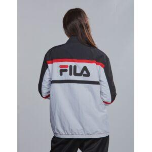 Fila, KAYAN wind jacket, Hvit, Jakker/Fleece för Jente, 158-164 158-164 Hvit