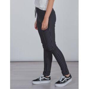 Garcia, Girls pants, Svart, Bukser för Jente, 176 cm 176 cm Svart