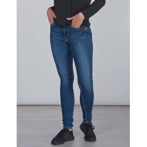 Garcia , Rianna, Blå, Jeans för Jente, 176 cm
